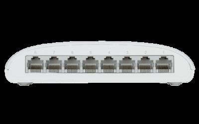 Switch 8 ports Gigabit